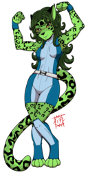 She-Hulk Cosplay