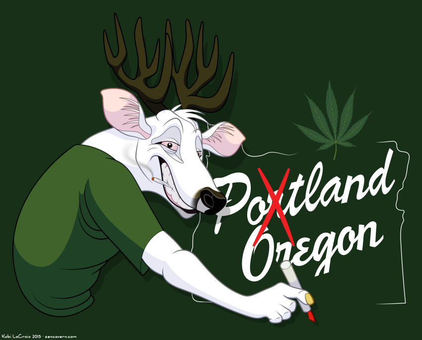 Portland Sneaky Stag (2015 Edition)