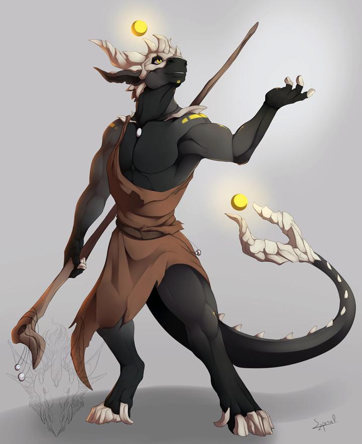 [COLLAB] Keinos the prehistoric divenka
