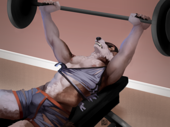 (Up)Lifting by LittleFreckles