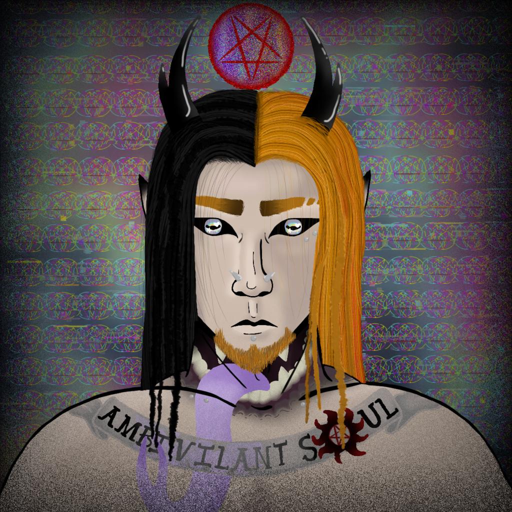 Icon // Ashcraft Starborne Demon Form
