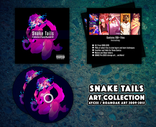 Art Collection DVD + Other Store Things!