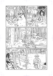 Comic: Sea of Trees, page 7