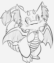 DragoPlesiosaur sketch