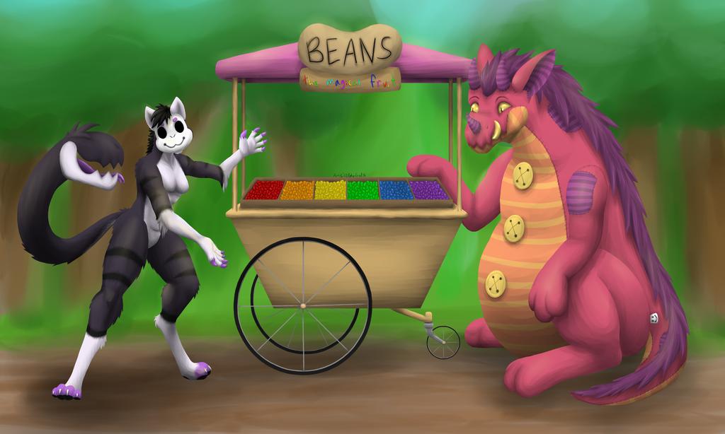 (Jelly)Bean Merchants