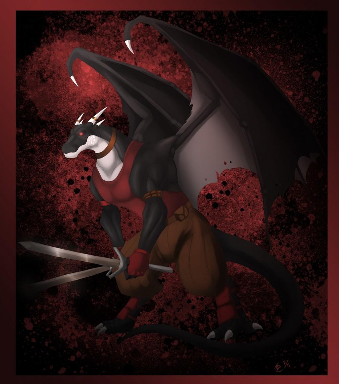 Nightdragon: Brute by Ghostwalker2061