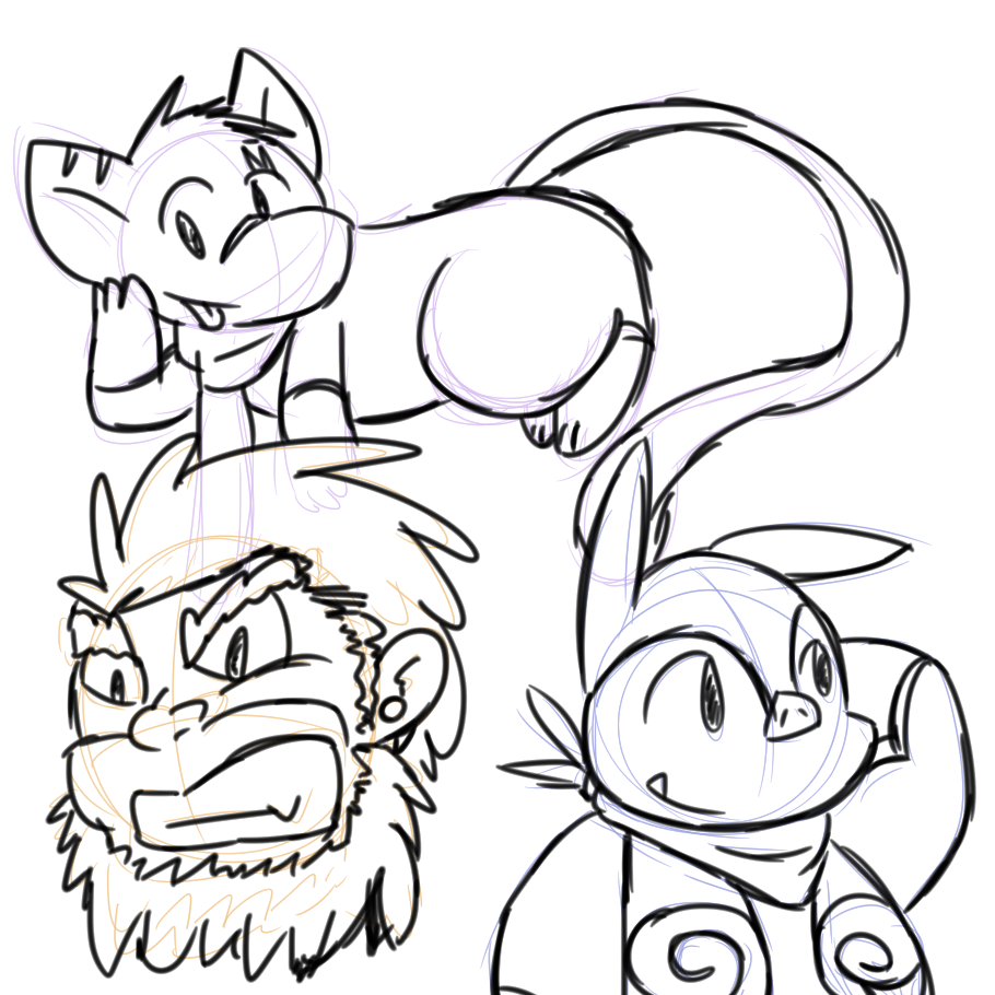 Practice Doodles