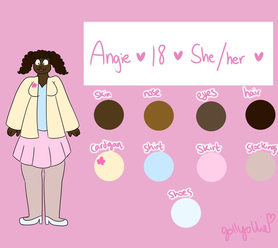 [OC Ref] Angie