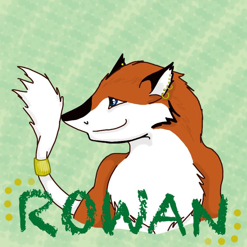 Con Badge Exchange April 2015 - Wolfbird