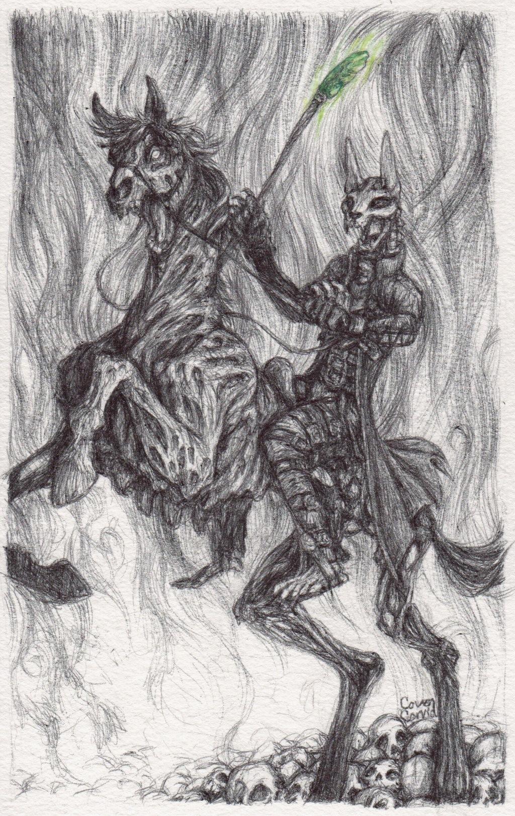 Skulluck Zombie Rider