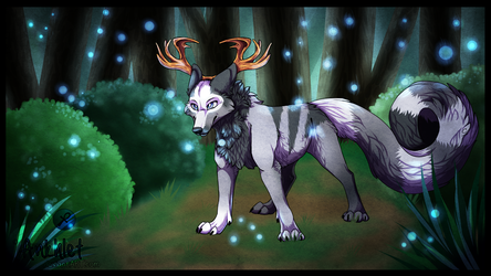 Commission: Forest Guardian