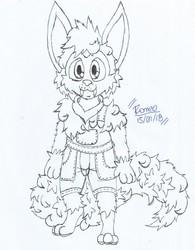 #19 - Fluffy Fennec
