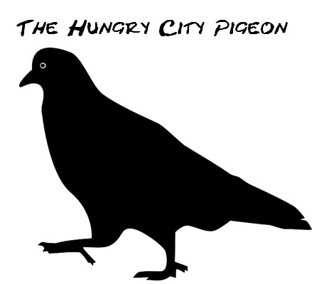 The Hungry City Pigeon [Request]