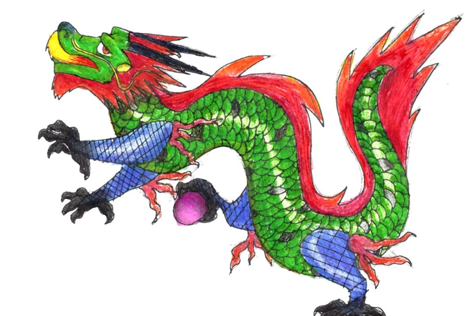 Most recent image: Eastern Dragon