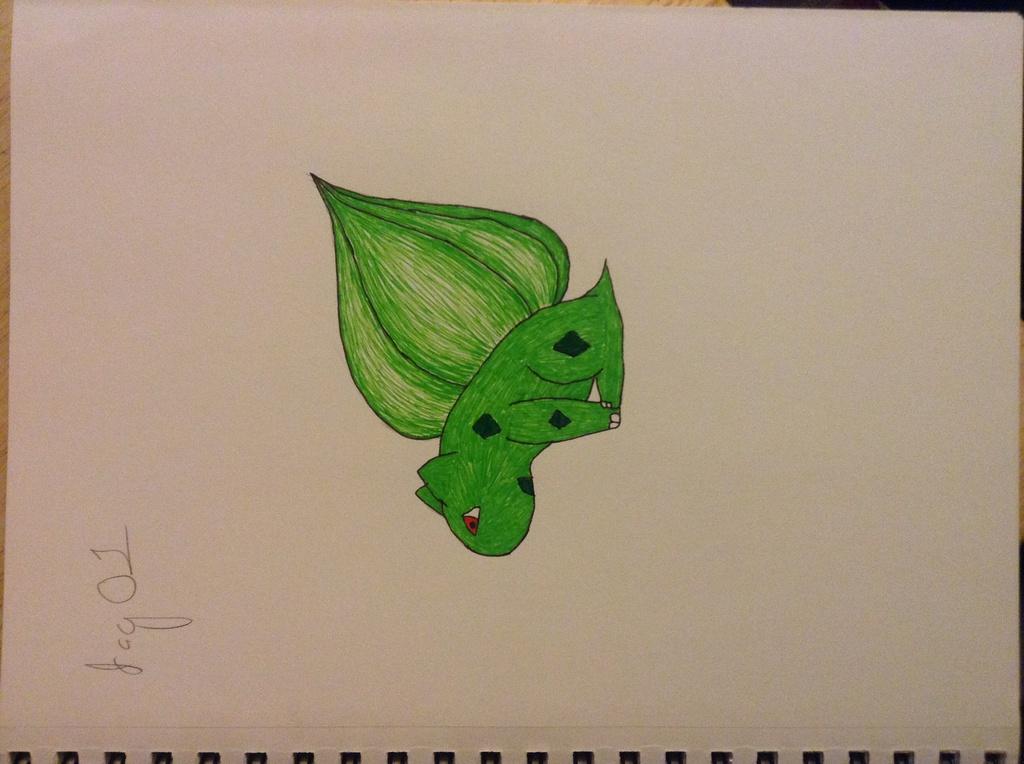 Day 01 Bulbasaur