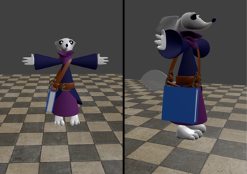 I Accidentally 3D Modelling