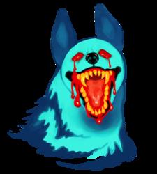 Bloody Hyena