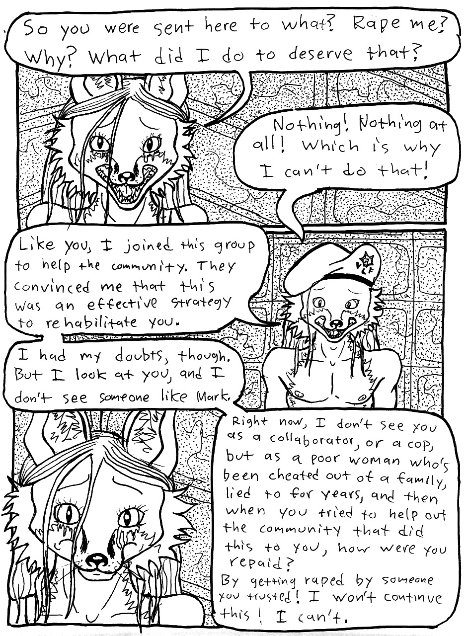 Outfoxing the 5-0 (Page 46)