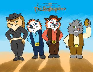 The Regulators - group pic