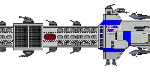 EAS Lazarus (Experimental Battlecruiser)