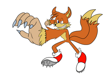 Tails the Werefox
