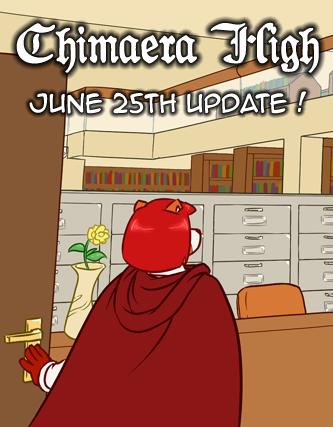 [Chimaera High] June 25th update