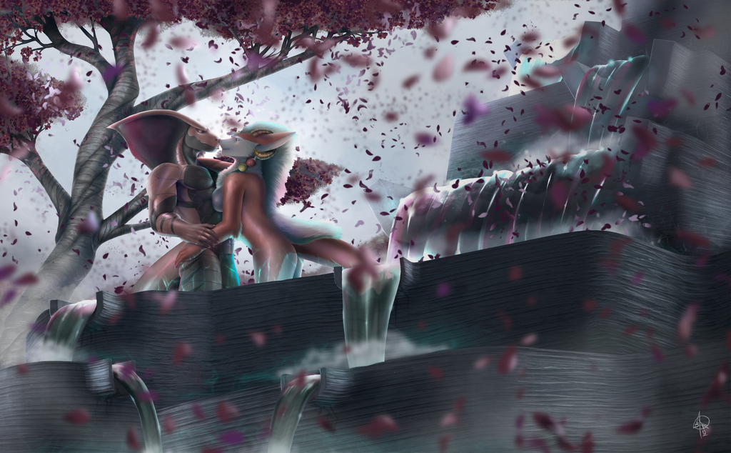Most recent image: IDanSnake's Cherry Waterfalls SFW