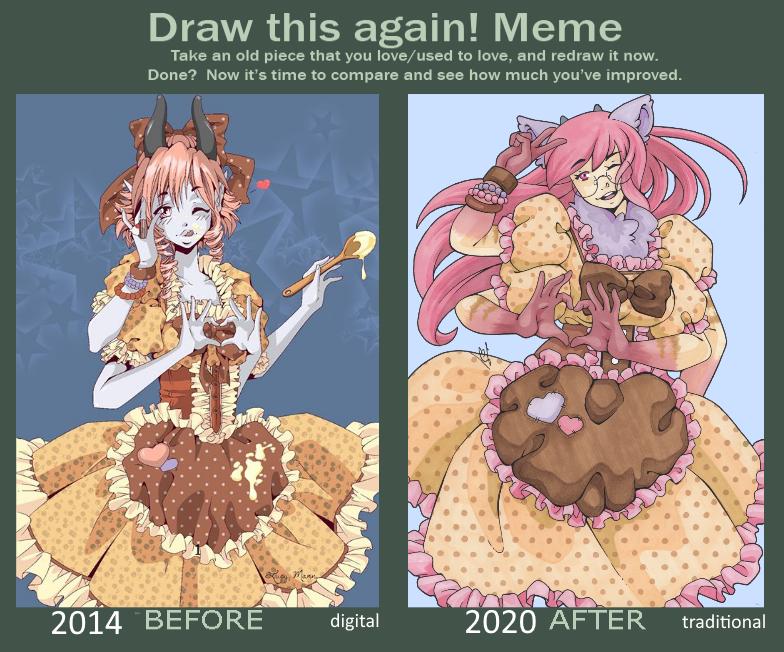 Draw this again 2020