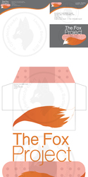 The Fox Project Stationery