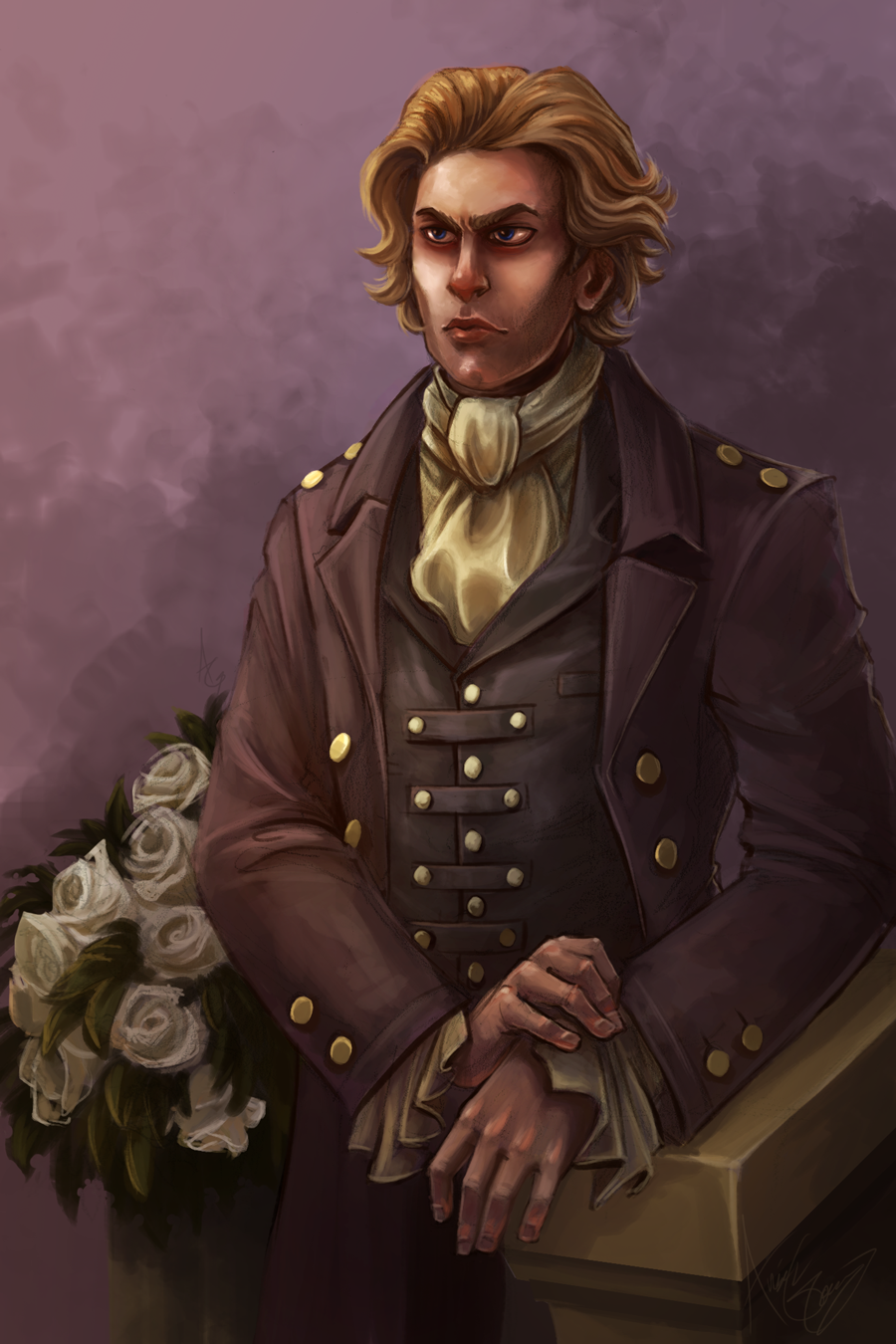 Most recent image: The Picture of Dorian Gray