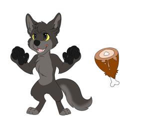 What werewolfs eat