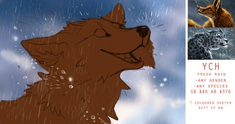 YCH Fresh Rain