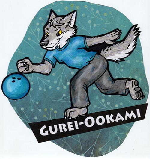 Gurei full body badge