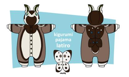 Kigurumi Pajama Design Latiro