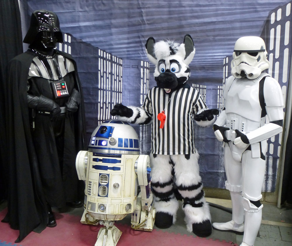 Strypes meets the 501st