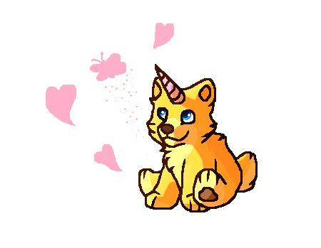 Pastel Unibear Cub
