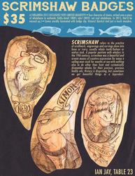 FURLANDIA '15: SCRIMSHAW BADGES!