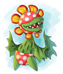 Petey Piranha - Fan Art