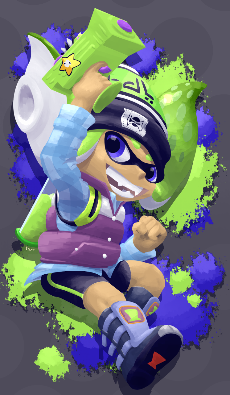 Let's Ink That Turf!