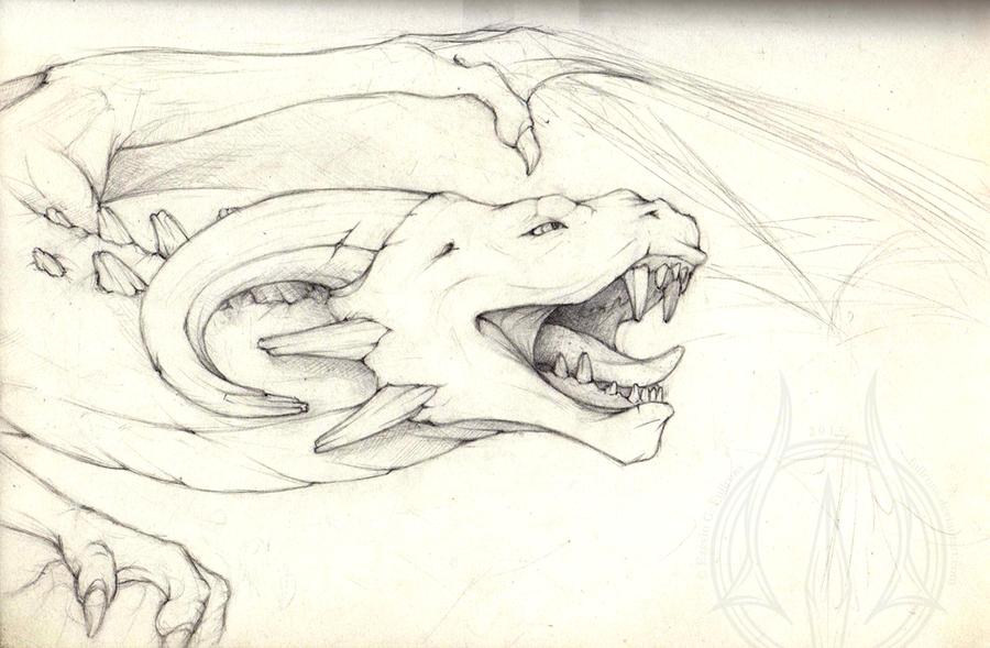 Sketching time - A'hel