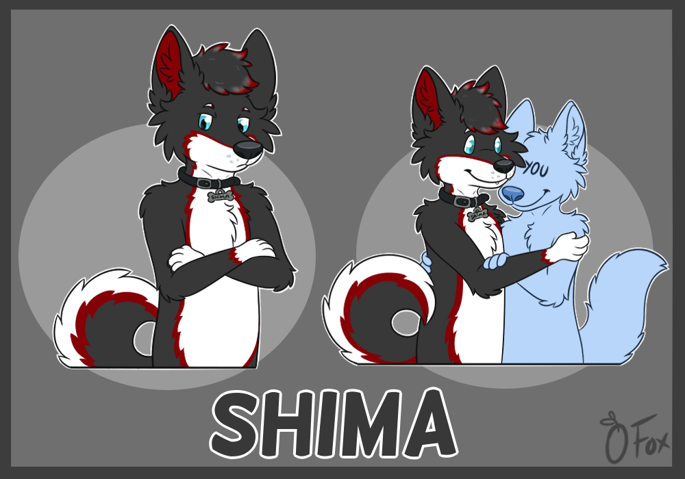 Most recent image: [Stickers] Shima