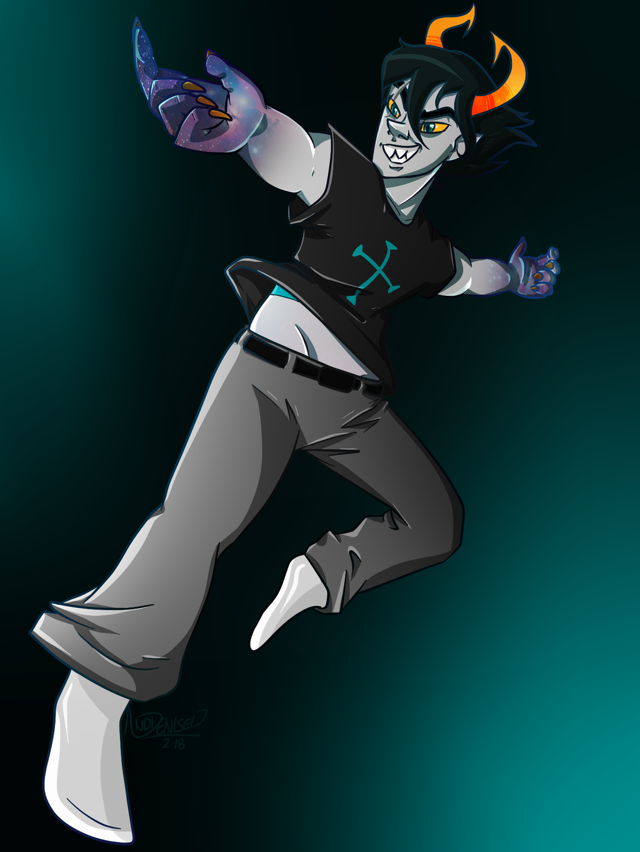 Most recent image: Commission: Dreyus