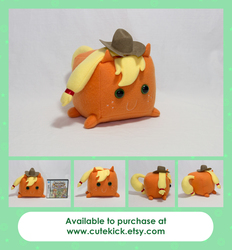 Applejack Pony Cube