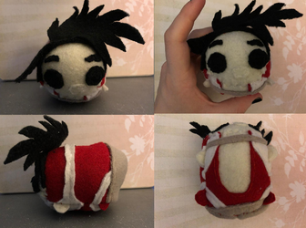 My Hero Academia Momo Yaoyorozu Stacking Plush made for myself