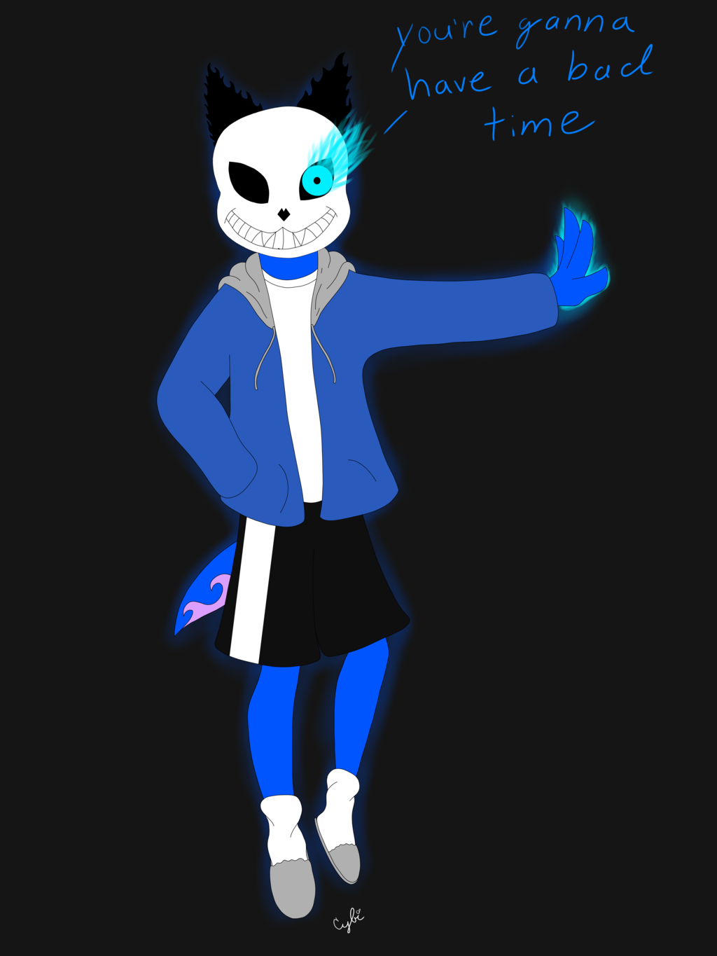 Most recent image: Sans Cosplay