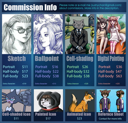 Commission Info 2017