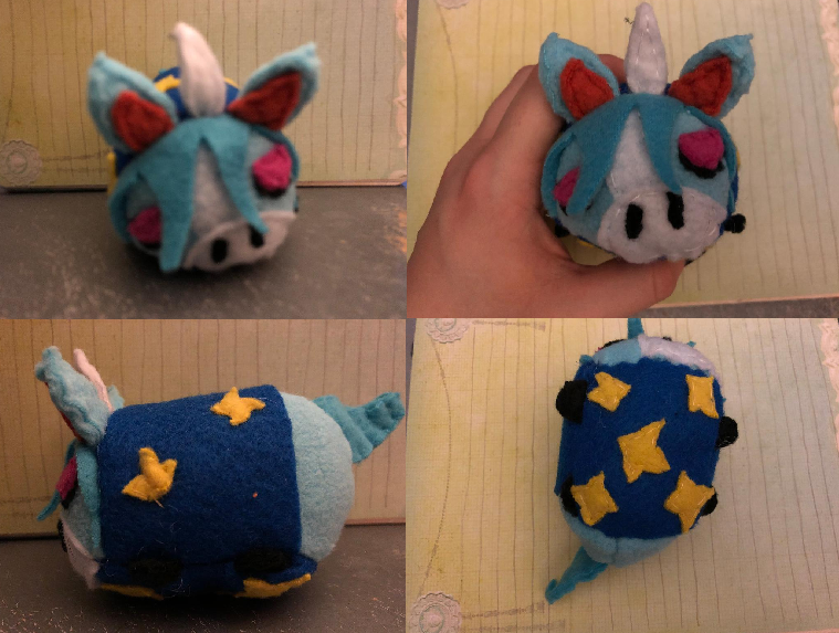 Animal Crossing Julian Stacking Plush Gift