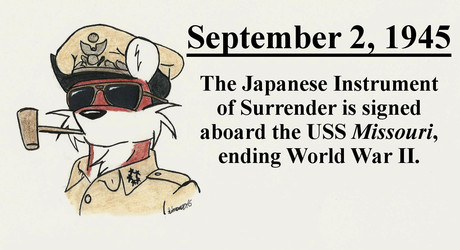 This Day in History: September 2, 1945