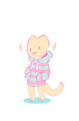 hoodie: Y, pants: N