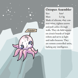 WtV: Octopus Assembler